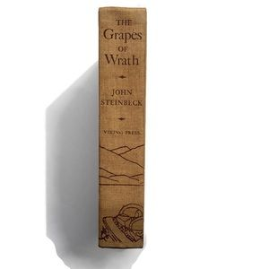 The Grapes of Wrath John Steinbeck First Edition